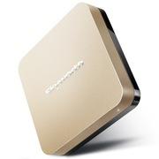 创维 i71S 爱奇艺4K超清盒子 四核 网络电视机顶盒 安卓智能高清播放器 香槟色