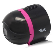 SIV 无线摄像头 微型 隐 WIFI高清迷你最小无线远程摄像头 AI-BALL摄像头加支架 玫瑰红色