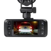 乔氏 行车记录仪高清广角夜视 超广角行车仪智能防抖1080P高清停车监控 土豪金 广角170度 16G