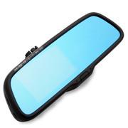 酷斯特 科鲁兹后视镜行车记录仪 专用高清导航1080P车载广角测速 4.3英寸(赠送32G卡)