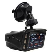 易迈 M3 云电子狗行车记录仪一体机 同屏共显 轨迹回放 云智能自动升级 官方标配+16G高速卡