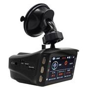 易迈 M3 云电子狗行车记录仪一体机 同屏共显 轨迹回放 云智能自动升级 官方标配+8G高速卡