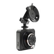 征途 C20单行车记录仪器车载高清 130度广角 1080P超广角红外夜视汽车停车监控