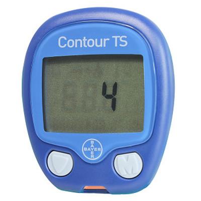 拜耳 拜安康Contour TS血糖仪产品图片2