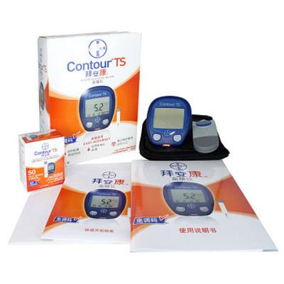 拜耳 拜安康Contour TS血糖仪产品图片5