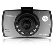御途 高清170度超广角行车记录仪 高清夜视加强版 台湾最新镜头技术记录仪 高清1080p夜视王+8G卡