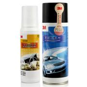 3M 汽车仪表板保养蜡 车内清洗剂 36083+36050
