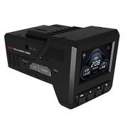 雷圣 T02 车载高清夜视1080P 四合一GPS汽车行车记录仪一体机 1.5