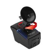 四方游 猎豹N3行车记录仪三合一夜视侦测移动监测固定测速移动测速预警仪一体积 四合一行车记录仪+8G高速卡