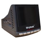 天驰达 DT-981S行车记录仪 测速一体机 高清迷你超广角循环录影 三合一标配+16G