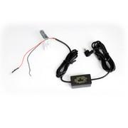 桑迪 Sunty行车记录仪专用降压线 12V转5V 暗线布局