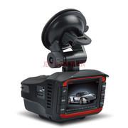 得科 DK-668A车载行车记录仪电子狗一体机高清广角流动固定雷达测速安全预警仪 官方标配-无卡