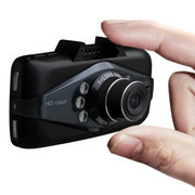 卡卡买 H750 超高清行车记录仪夜视1080P 行车记录仪 标配+16G卡