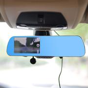 捌零車品 捌零车品 后视镜行车记录仪双镜头高清广角带安卓系统GPS导航仪地图一体机T88