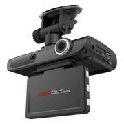 黑蝙蝠 F24车载行车记录仪测速一体机1080P高清夜视多功能记录仪电子狗固定流动侦测一体 标配+16G