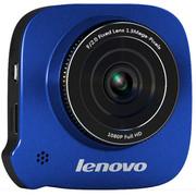 联想 行车记录仪高清广角夜视 1080P 停车监控记录仪 隐藏迷你记录仪 V35 摩纳哥蓝