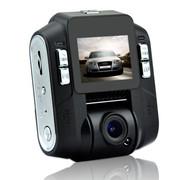 铁骑兵 T3 高清夜视广角行车记录仪1200万像素1080P军工级超清晰摄像头监控
