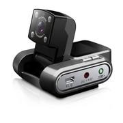 铁骑兵 T2旗舰版 高清夜视广角行车记录仪1200万像素1080P军工级超清晰摄像头监控