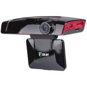 E路航 GS-605 高清1080P行车记录仪+智能云狗(流动测速+固定测速+自动升级)一体机
