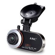 ANC 奥尼 行车记录仪 1080P 高清广角夜视 防碰瓷安霸 A728 升级版无卡1080P