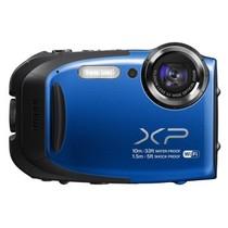 富士 XP70 蓝色 四防(防水、防震、防尘、防冻) 1600万 5倍光学变焦  28mm广角  Wi-Fi传输产品图片主图
