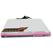 金正 DVD影碟机PK-105 标准高速USB端口支持游戏功能 碟机小孩学习机DVD