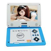 金正 移动电视DVD PK-6912 9.8英寸高清便携播放器支持游戏3D可U盘3合1读卡