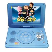 金正 移动电视DVD PK-6013 13英寸超薄高清便携EVD影碟机超长待机王3合1读卡