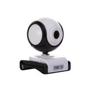 第一印象 小熊猫DL66高清网络电脑摄像头 免驱 内置麦克风 QQ视频