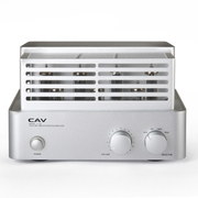 CAV T2A高保真胆机功放 HIFI 发烧级胆机功放,电子管功放机 金属银色