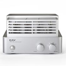 CAV T2A高保真胆机功放 HIFI 发烧级胆机功放,电子管功放机 金属银色产品图片主图