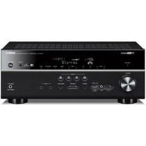 雅马哈 RX-V677 收音扩音机 7.2声道AV功放(黑色)产品图片主图