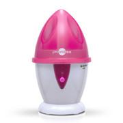 博皓 台式牙刷消毒器 紫外线臭氧杀菌 牙刷架牙具座 2010 魅力红