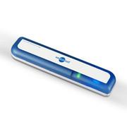 博皓 便携式UV外线牙刷消毒器 牙刷杀菌消毒架 牙具座 牙刷盒 2020 冰海蓝