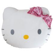 凯蒂猫 Hello Kitty系列 KT 玫瑰系列 头型抱枕
