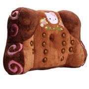 凯蒂猫 Hello Kitty系列 KT 朱古力系列 按摩腰枕