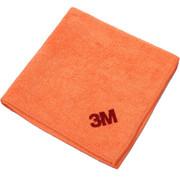 3M 超效清洁擦拭布 毛巾 橙色 三条装