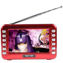 金正 1451 4.3英寸看戏机扩音器唱戏机老人视频播放器带小电视收音产品图片主图