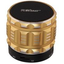 先科 -T13 蓝牙插卡音箱 迷你音响(金色)产品图片主图