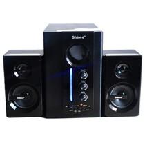 新科 A75 迷你音响 低音炮2.1桌面电脑有源音箱产品图片主图