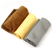 TYPER 汽车洗车毛巾 车用多用清洁毛巾 三条装 YH-6728A