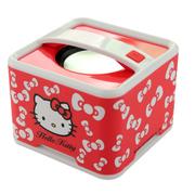 凯蒂猫 HELLO KITTY BC258蓝牙音箱 便携无线音箱 TF插卡音响 红色