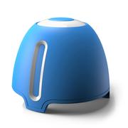 CKY CK102B蓝牙音箱 手机音响 无线蓝牙音箱 户外便携小音箱 电脑小音箱 低音炮 蓝色