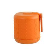 德仕 DOSS旋风3代DS-1208 无线蓝牙便携式插卡音箱户外小音响 橙色送布袋 充电器