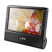 小霸王 移动视频机播放器S11 10.1寸高清视频扩音器老人唱戏机多功能收音 黑色标配+4G戏曲广场舞视频卡
