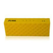 倍加乐 HL6601超薄蓝牙音箱 车载免提 NFC 便携迷你手机插卡小音响