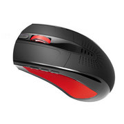 seeda seenda 无线蓝牙音箱支持电话接听 安卓win8平板笔记本电脑蓝牙鼠标 红色