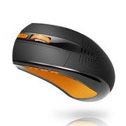 seeda seenda 无线蓝牙音箱支持电话接听 安卓win8平板笔记本电脑蓝牙鼠标 橙色