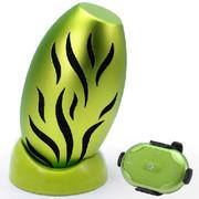 more-thing 自行车音响骑行音响低音炮山地车单车装备音箱户外MP3播放器 绿色