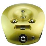 德律风根 i-Phantom 幻影 三支真空管 铝合金外观音箱 家庭豪华音响 金色